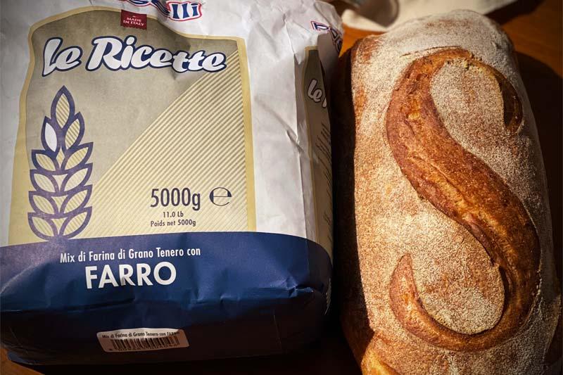 Pravi domači kruh iz moke Polselli - recepti