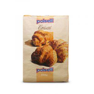 Polseeli Croissant - Moka za listnato testo