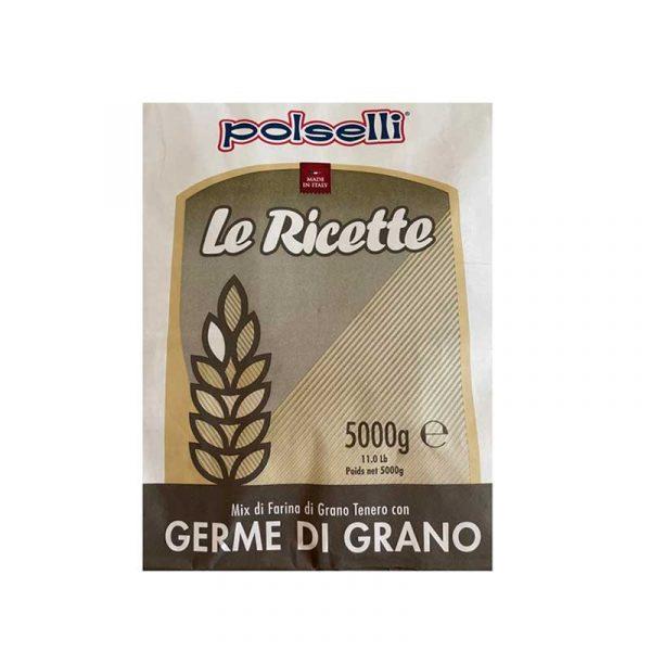 Polselli Germe di Grano - Moka s pšeničnimi kalčki