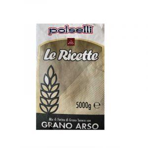 Polselli Grano Arso - Moka za domači kmečki kruh