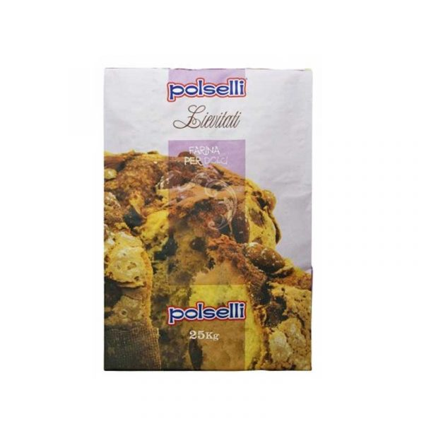 Polselli Lievitati - Moka za kvašene sladice