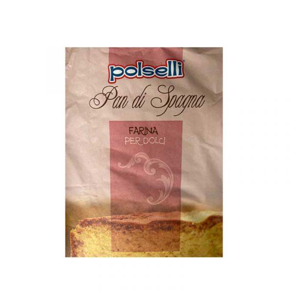 Polselli Pan di Spagna - Moka za krofe in biskvite