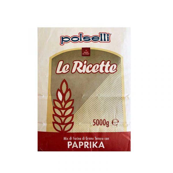 Polselli Paprika - Mešanica moke s papriko