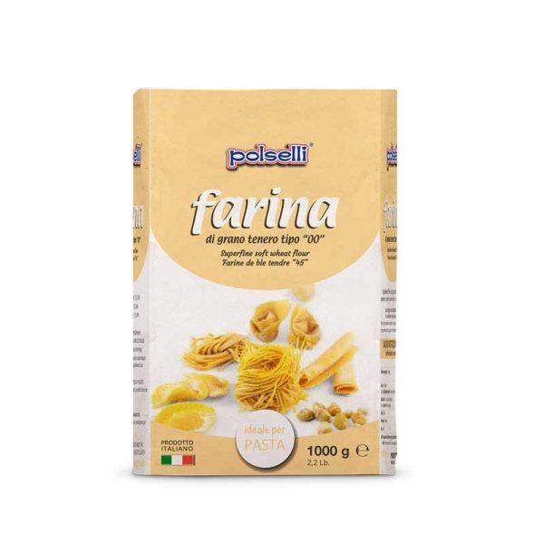 Polselli Pasta Fresca e Gnocchi - Moka za testenine
