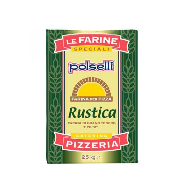 Polselli Rustica - Mehka pšenična moka