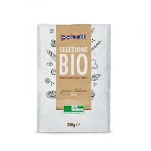 Polselli Selezione Bio - Organska mešanica moke