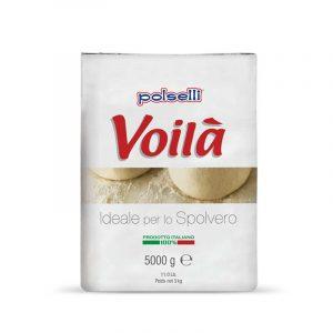 Polselli Ideale per lo Spolvero - Namenska moka za pico zoper lepljivo testo