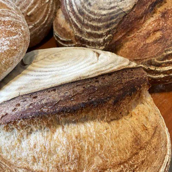 pravi domači kruh z drožmi